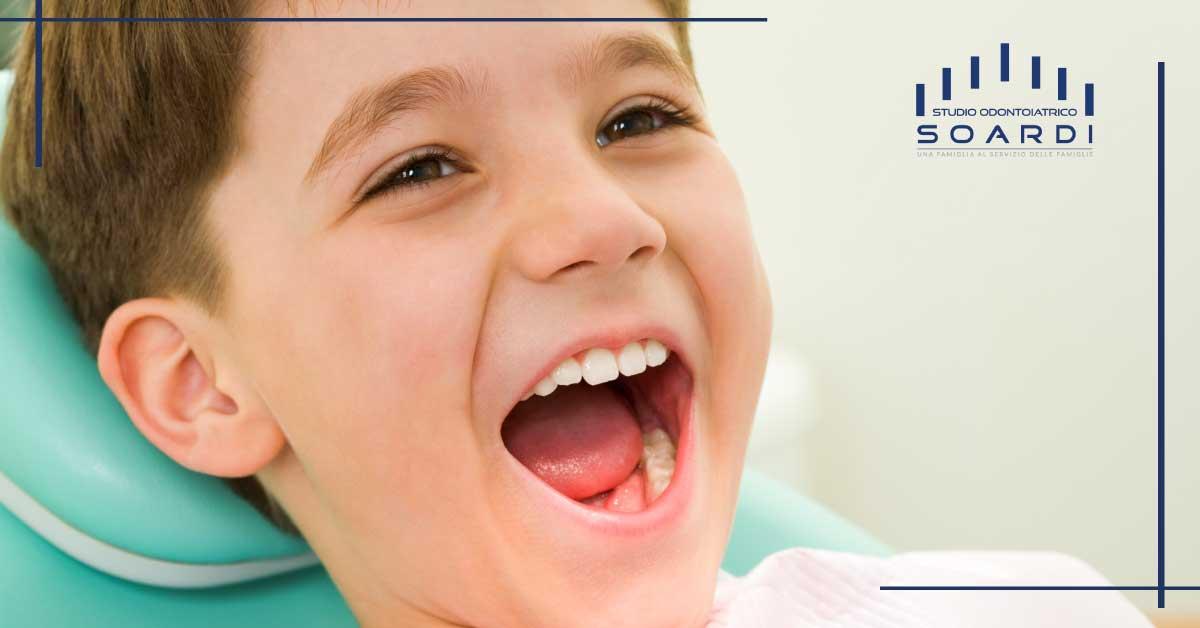 Dentisti bambini | Studio dentistico Soardi