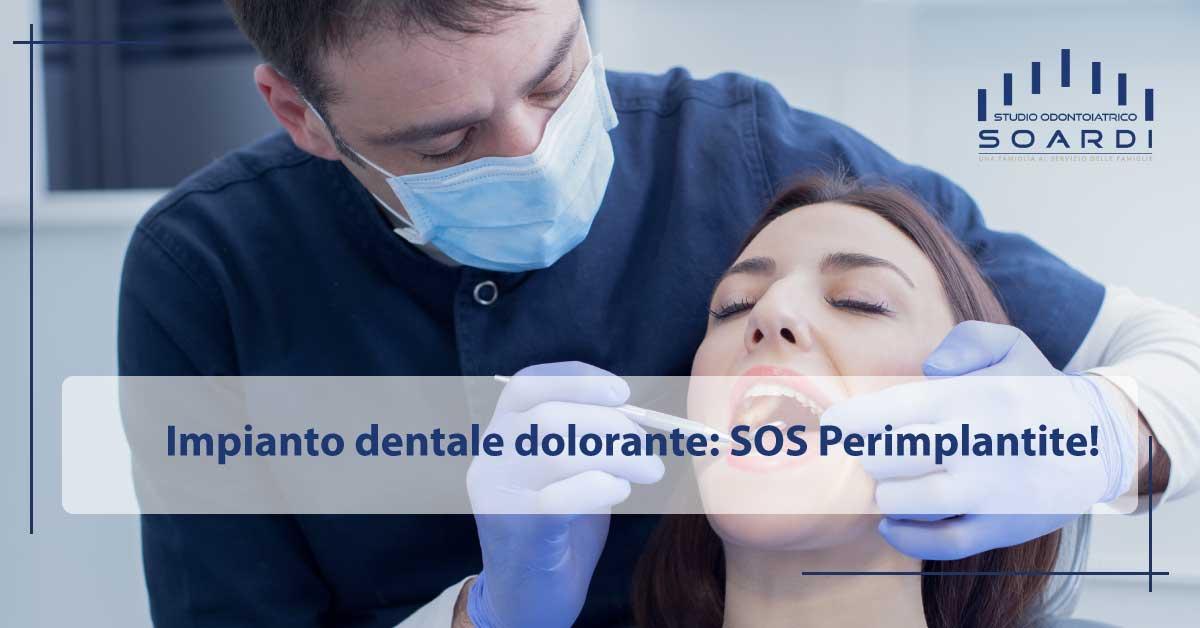 preimplantite | Studio Soardi | Dentista a Brescia